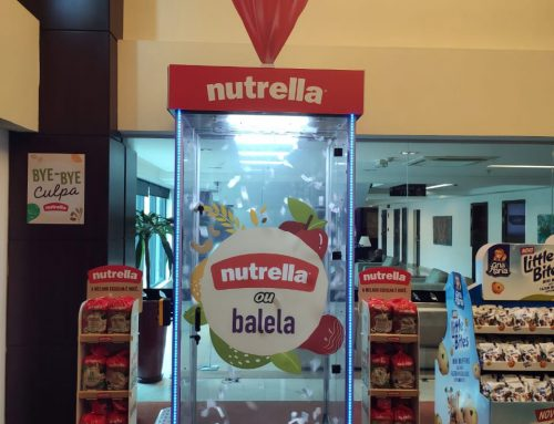 Merchandising Nutrella